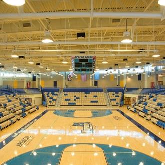 APGFCU Arena Interior