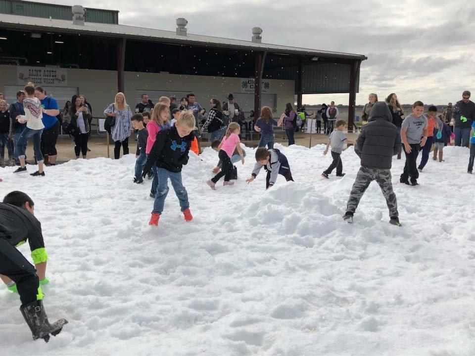 Snow Play Areas