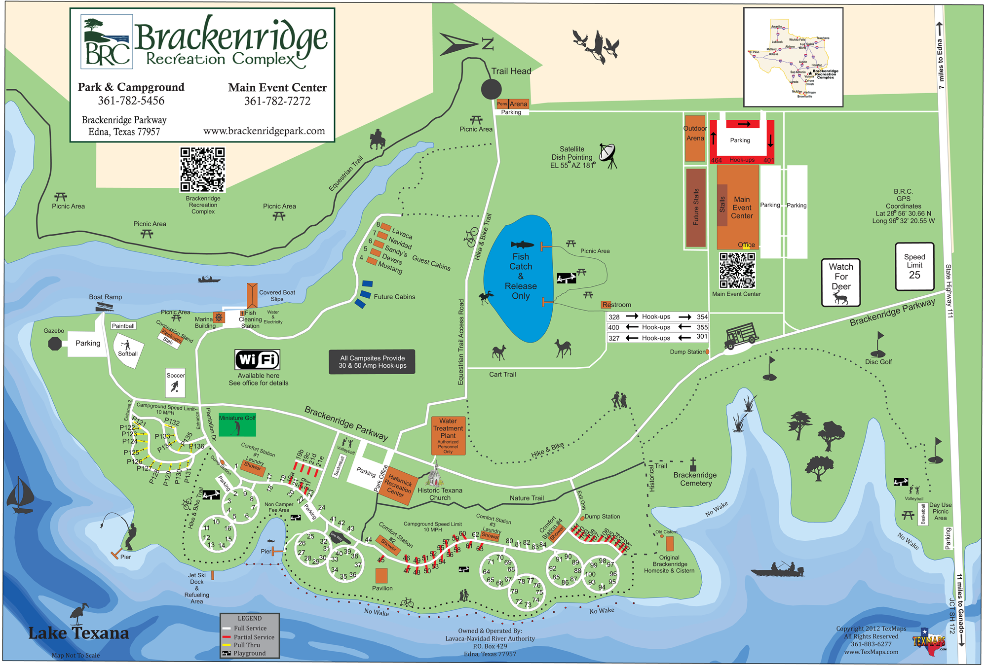 Campground Maps