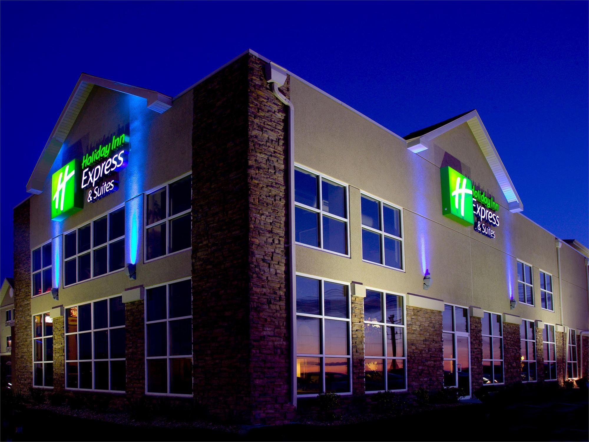 Holiday Inn Express I-90