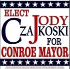 Jody Cjazkowski for Mayor