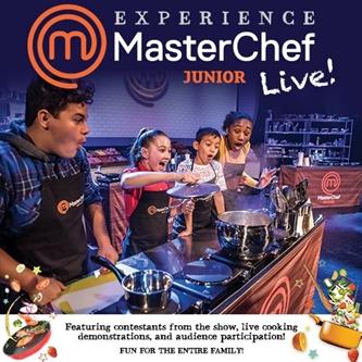 MasterChef Junior Live! To Postpone Tour
