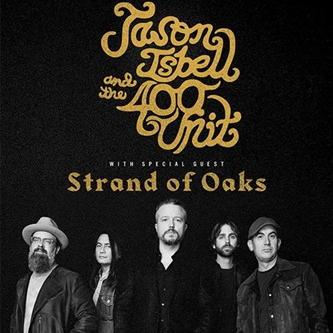 Jason Isbell & the 400 Unit Coming to DeVos Performance Hall June 23