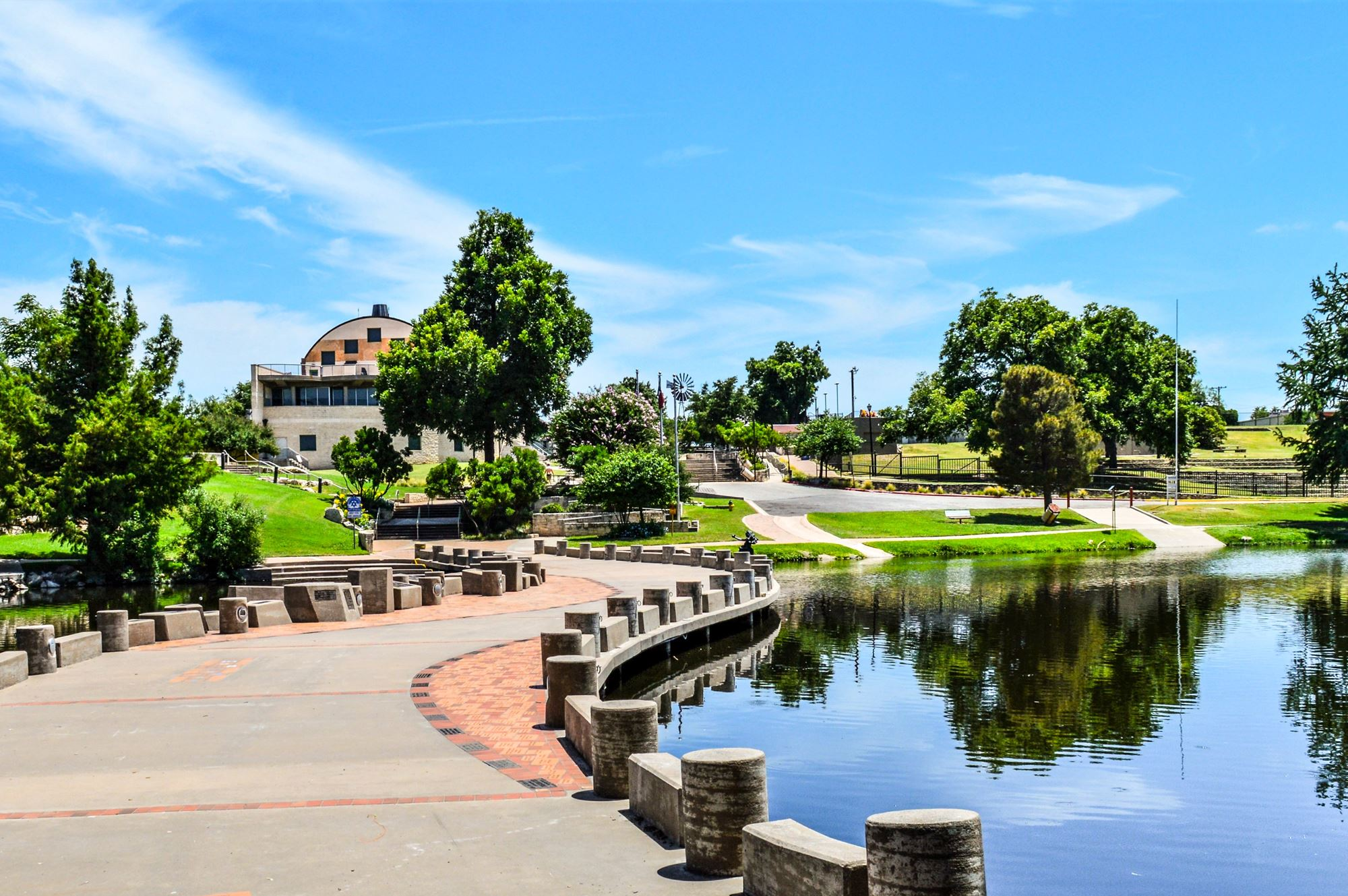 Get Healthy and Happy in San Angelo's Great Outdoors