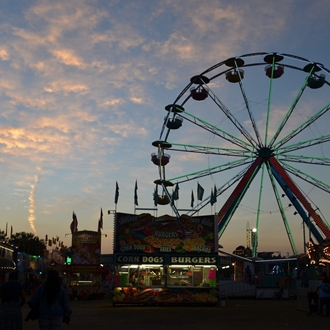 2016 Greater Baton Rouge State Fair