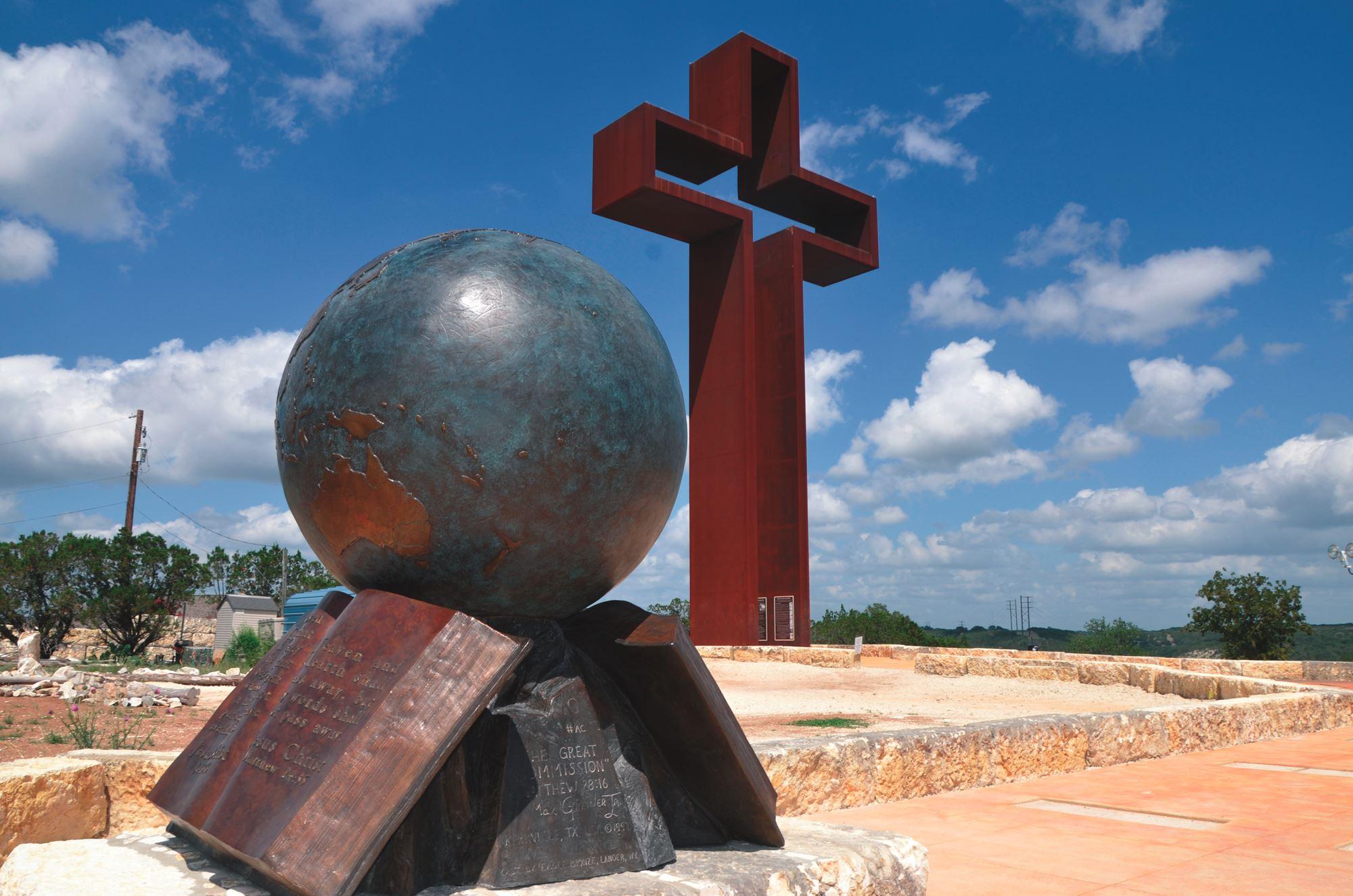 Sculpture Prayer Garden