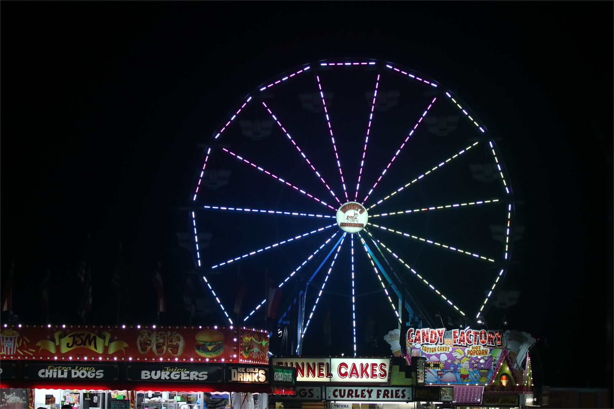 Wright's Amusements Carnival