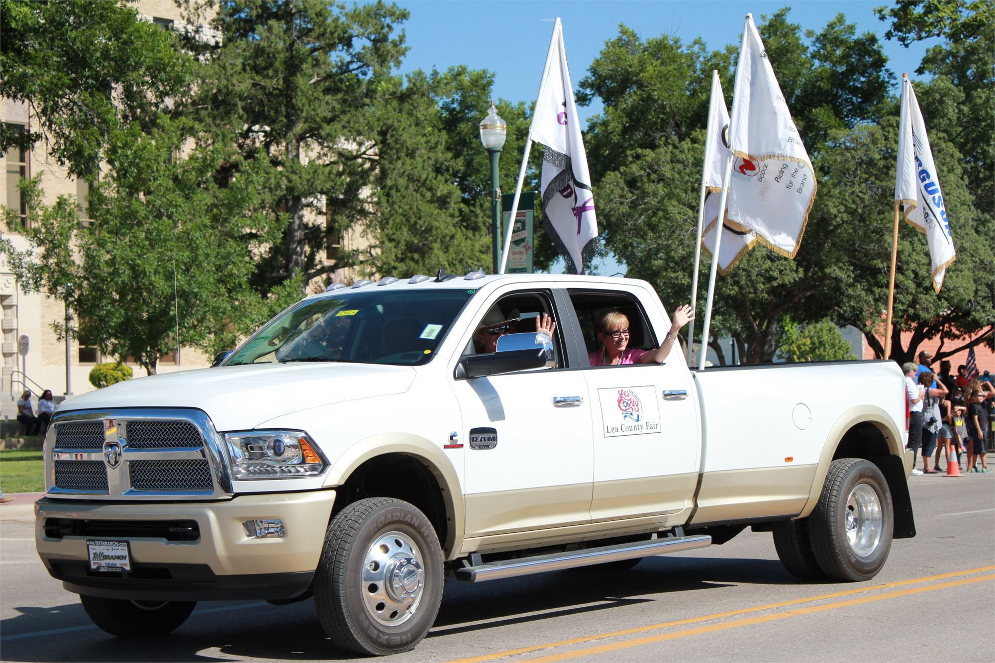 Fair & Rodeo Parade