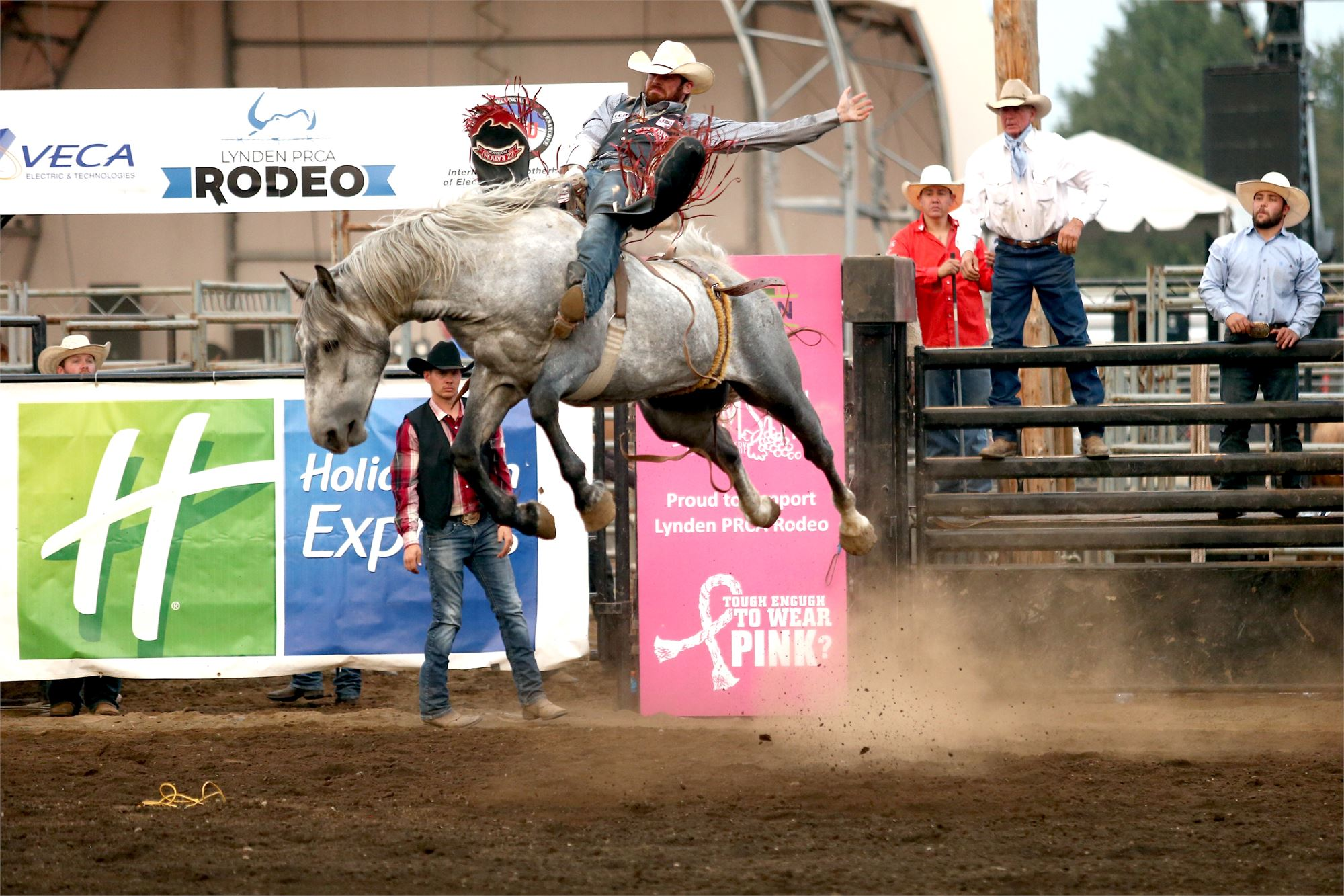 Lynden PRCA Rodeo
