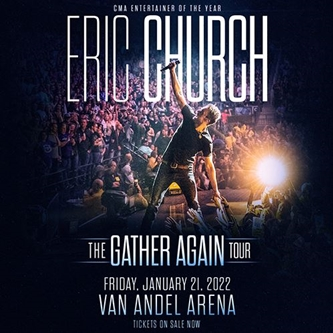 Eric Church In The Round: The Gather Again Tour