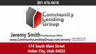 Community Lending Group - Jeremy Smith
