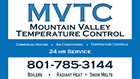 Mountain  Valley Temperature Control