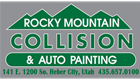 Rocky Mountain Collision