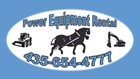 Power Equipment Rental